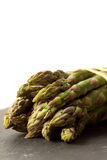 Asparagus slate  Stock Image