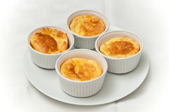 Asparagus souffle's Stock Photos