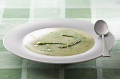 Asparagus Soup Stock Photos