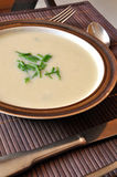 Asparagus Soup 2 Royalty Free Stock Images