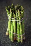 Asparagus spears Stock Photos