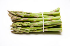 Asparagus spears Stock Image