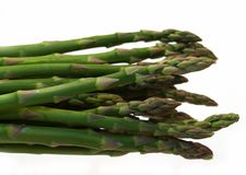 Asparagus spears Royalty Free Stock Image