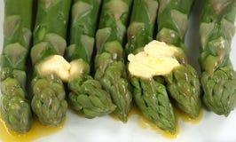 Asparagus spears Stock Image