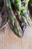 Asparagus Spears - Vertical Royalty Free Stock Image