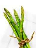 Asparagus Stems Royalty Free Stock Photos