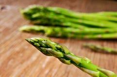 asparagus surowy Obraz Stock