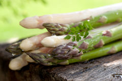 Asparagus time Royalty Free Stock Photo