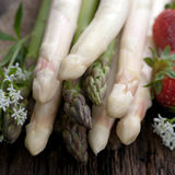 Asparagus time Royalty Free Stock Images