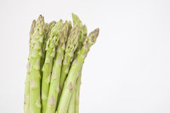 Asparagus tops Royalty Free Stock Image