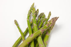 Asparagus. Typical seasonal vegetables, is consumed in spring and summer Stock Photo