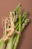 Asparagus. Typical seasonal vegetables, is consumed in spring and summer Stock Photos