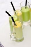 Asparagus Verrine Royalty Free Stock Photos
