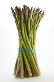 asparagus świeży Fotografia Stock