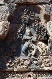 Asparas för wat för Khmerdansareangkor Royaltyfri Foto