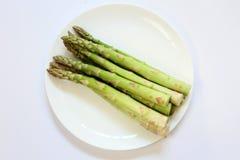 Aspargo vegetal verde Fotografia de Stock Royalty Free