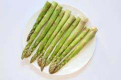 Aspargo vegetal verde Imagens de Stock