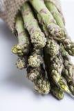 Aspargo verde Fotos de Stock
