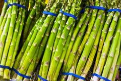 Aspargo verde Fotos de Stock Royalty Free