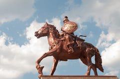 asparukh Bulgaria khan pomnikowy strelcha obrazy royalty free