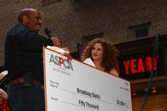 ASPCA Donation Royalty Free Stock Photography