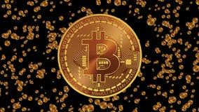 Aspecto de Bitcoin Mate alfa libre illustration