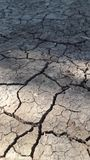 Aspecto de la sequía en la tierra imagen de archivo