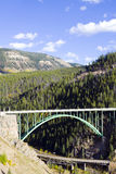 Aspen Bridge Stock Image