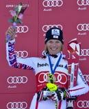 Aspen, CO - 27 de noviembre: Taza de mundo de Audi Quattro FIS Sla Fotografía de archivo libre de regalías