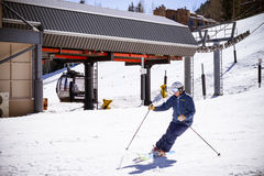 Aspen, Co Photo libre de droits