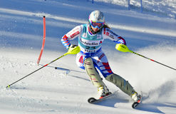 Aspen, CO - Nov 27: Lena Duerr  at the Audi Quattr Royalty Free Stock Photos