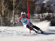 Aspen, CO - Nov 27: Mizue Hoshi at the  Audi Quatt Stock Image