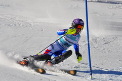 Aspen, CO - Nov 27:Tessa Worley at the Audi Quattr Royalty Free Stock Image