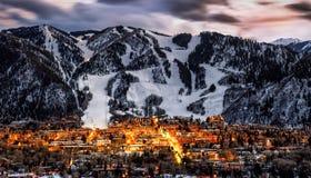 Aspen, Colorado imágenes de archivo libres de regalías