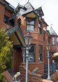 Aspen-Häuser Lizenzfreie Stockfotografie