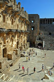 Aspendos Royalty Free Stock Images