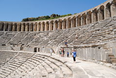 Aspendos Royalty Free Stock Photos