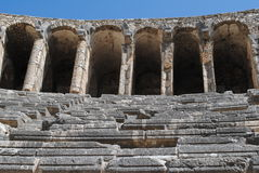 Aspendos Stock Photography