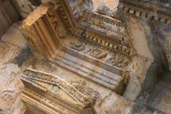 Aspendos amphitheatre Royalty-vrije Stock Foto's