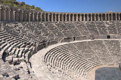 Aspendos theatre, Turkey Stock Image