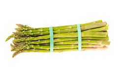 Asperge photographie stock