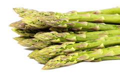 Asperge verte Photos stock