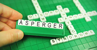 Asperger Stockfotos