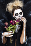 Aspetti a Halloween Fotografia Stock Libera da Diritti