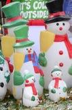 Aspetti per il Natale invernale Fotografia Stock Libera da Diritti