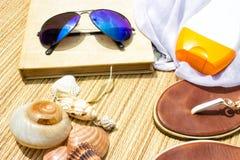 Aspetti per la spiaggia Fotografia Stock