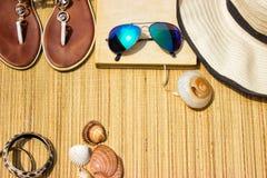 Aspetti per la spiaggia fotografie stock libere da diritti