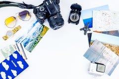 Aspetti per le vacanze estive Fotografie Stock