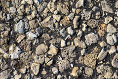 Asphalt Royalty Free Stock Photos