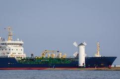ASPHALT/BITUMEN tankowiec Obraz Stock